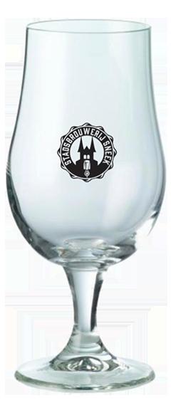 Bierglas Stadsbrouwerij Sneek